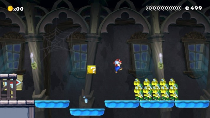 Heavy Mario